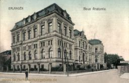 Erlangen, Neue Anatomie