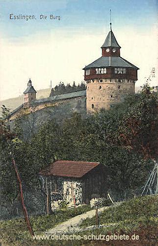Esslingen, Die Burg