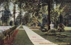 Eutin, Großherzoglicher Schlossgarten
