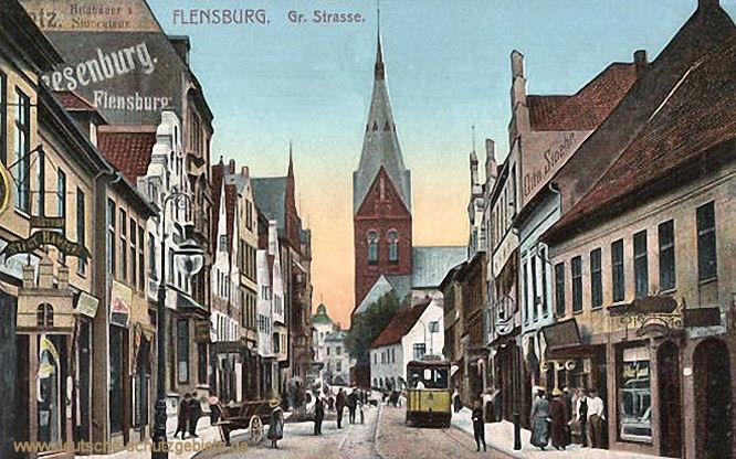 Flensburg, Große Straße