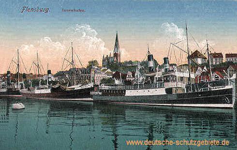 Flensburg, Innenhafen