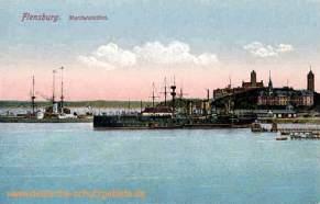 Flensburg, Marinestation