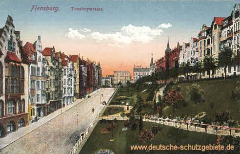 Flensburg, Toosbuystraße