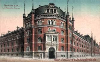 Frankfurt a. O., Leib-Grenadier-Kaserne