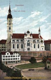 Frauenfeld, Neue katholische Kirche