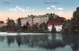 Freiberg, Königliches Landgericht