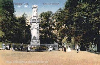 Freiberg i. Sa., Schweden-Denkmal