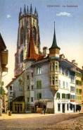 Fribourg, La Cathédrale