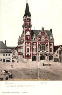 Friedland i. B., Rathaus