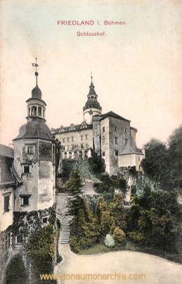 Friedland i. B., Schlosshof