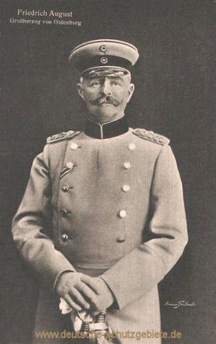 Friedrich August Großherzog von Oldenburg