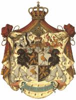 Fürstentum Reuß ältere Linie, Wappen