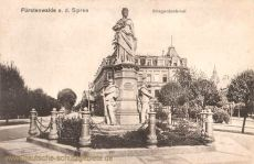 Fürstenwalde, Kriegerdenkmal