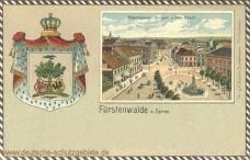 Fürstenwalde an der Spree, Wappen