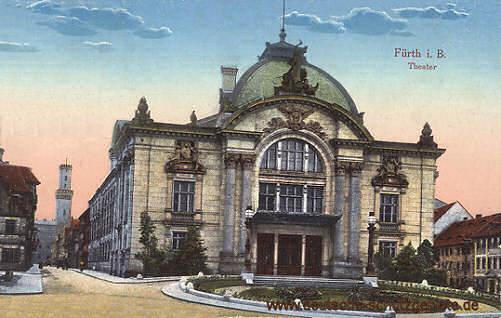 Fürth, Theater