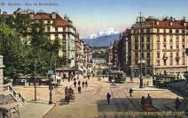Genève, Rue du Mont-Blanc