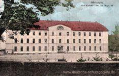 Göttingen, Alte Kaserne des Infanterie-Reg. Nr. 82