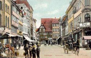 Göttingen, Kornmarkt