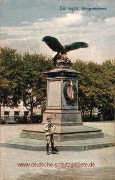 Göttingen, Kriegerdenkmal