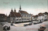 Göttingen, Rathaus