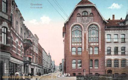 Graudenz, Grabenstraße