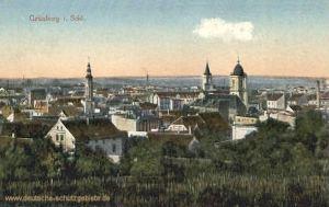 Grünberg in Schlesien
