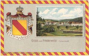 Gruss aus Friedenweiler