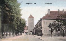 Hagenau im Elsass, Ritterturm