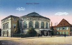 Hagenau im Elsass, Theater
