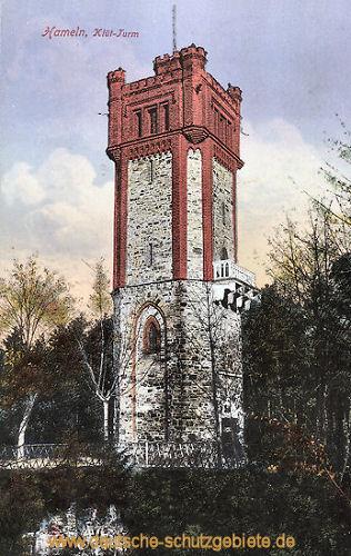 Hameln, Klüt-Turm