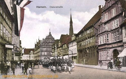 Hameln, Osterstraße