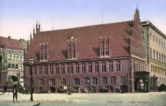 Hannover, Altes Rathaus