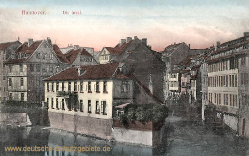 Hannover, Die Insel