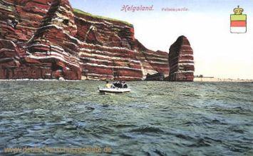 Helgoland, Felsenpartie