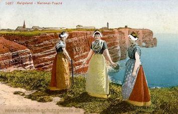 Helgoland, Nationaltracht