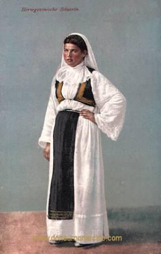 Herzegowinische Bäuerin
