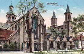 Hildesheim, Der Dom (1004)