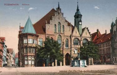 Hildesheim, Rathaus