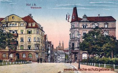 Hof i. B., Wörthstraße