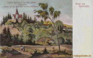 Hohenleuben, Schloss Reichenfels