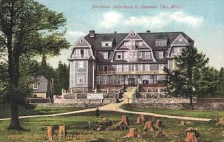 Kurhaus Gabelbach bei Ilmenau