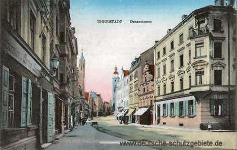 Ingolstadt, Donaustraße