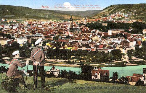 Jena, Stadtansicht