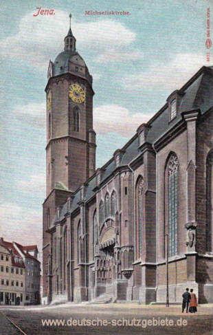 Jena, Michaeliskirche