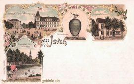 Jever, Hotel Hof von Oldenburg, Haus der Getreuen