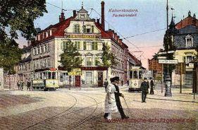 Kaiserslautern, Fackelrondell