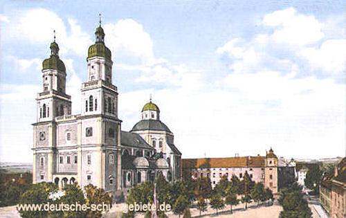 Kempten, St. Lorenzkirche