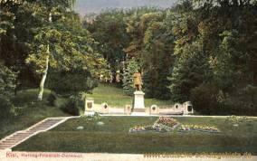 Kiel, Herzog-Friedrich-Denkmal