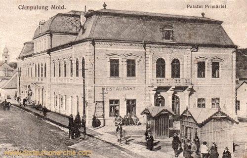 Kimpolung, Rathaus