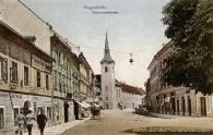 Klagenfurt, Völkermarktstraße